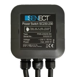 Power Switch 230VAC
