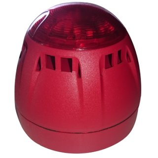 Alarm lamp with horn VIS-LED AK